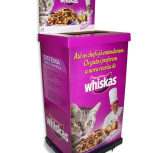 Dispenser Papel Whiskas
