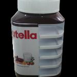 Display Vaccum Aramado Nutella