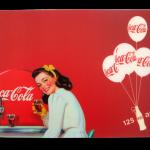 Jogo Americano Coca 125 anos