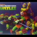 Jogo Americano Nick Turtle
