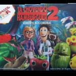 Jogo Americano promocional Cinemark