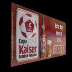 Placa Vacuum Forming Kaiser