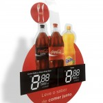Wobbler Coca Cola