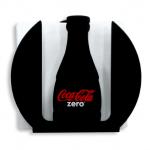 porta Guardanapo Coca Zero