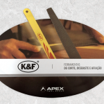Adesivo de chão K&F